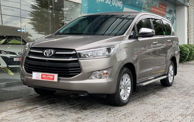 Cần bán Toyota Innova 2018, trùm mền bao êm0