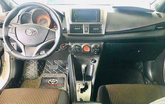 Cần bán Toyota Yaris 1.5G sản xuất 2017, màu trắng, xe nhập 1