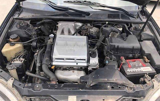 Bán Toyota Camry sản xuất năm 2003, màu đen, số tự động2