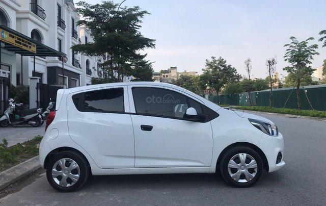 Cần bán gấp Chevrolet Spark đời 2018, màu trắng, rất mới, đi chuẩn 26.000 km4
