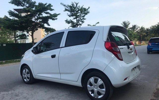 Cần bán gấp Chevrolet Spark đời 2018, màu trắng, rất mới, đi chuẩn 26.000 km7
