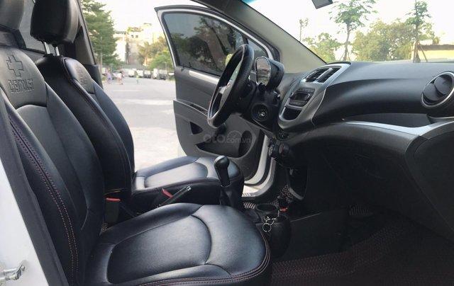 Cần bán gấp Chevrolet Spark đời 2018, màu trắng, rất mới, đi chuẩn 26.000 km8