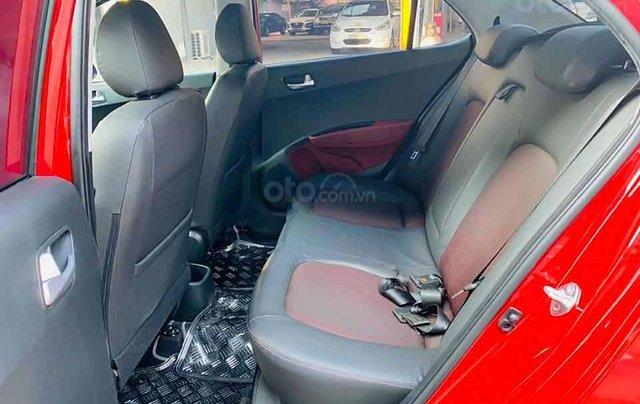 Bán lại xe Hyundai Grand i10 sản xuất 2018, màu đỏ, số tự động2