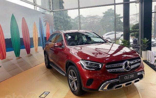 Mercedes-Benz GLC 200 2020 giá tốt nhất, giảm ngay 50% thuế trước bạ cùng hàng ngàn ưu đãi tốt nhất1