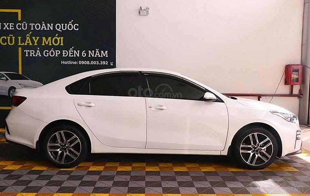 Cần bán lại Kia Cerato năm 2019, màu trắng, giá 518tr3