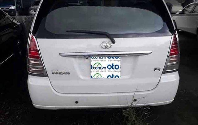 Cần bán Toyota Innova G sản xuất năm 2006, màu trắng, giá cạnh tranh1