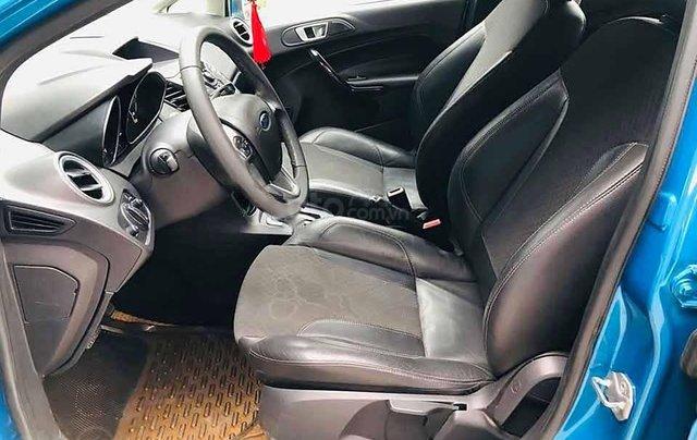 Bán Ford Fiesta sản xuất 2014, màu xanh, 354 triệu2