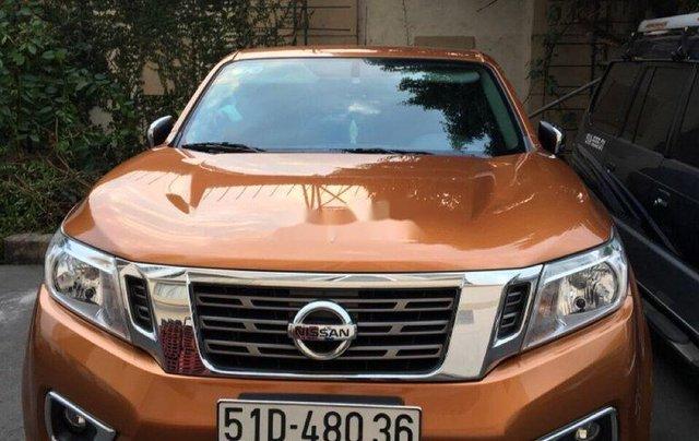Bán Nissan Navara năm 2019, màu nâu, nhập khẩu còn mới 4