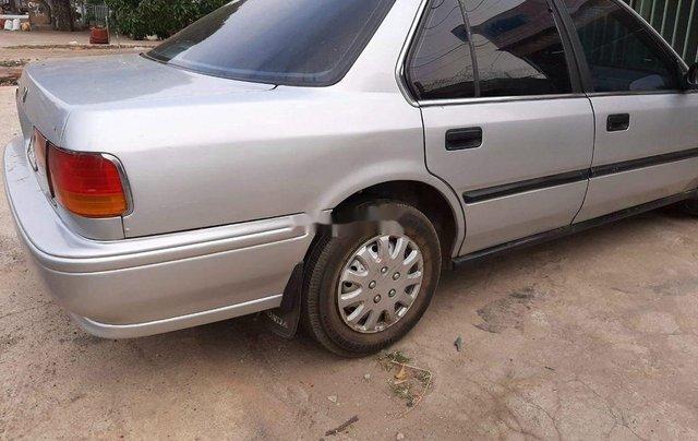 Bán Honda Accord sản xuất 1992, màu bạc, nhập khẩu còn mới4