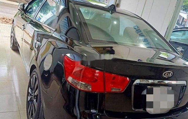 Bán Kia Cerato đời 2010, màu đen, nhập khẩu còn mới, giá tốt4