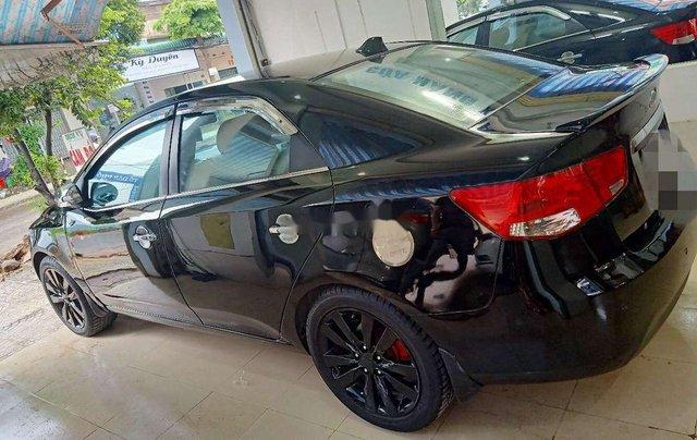 Bán Kia Cerato đời 2010, màu đen, nhập khẩu còn mới, giá tốt5