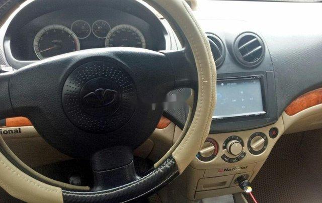Bán Daewoo Gentra sản xuất 2007, màu đen, giá tốt4