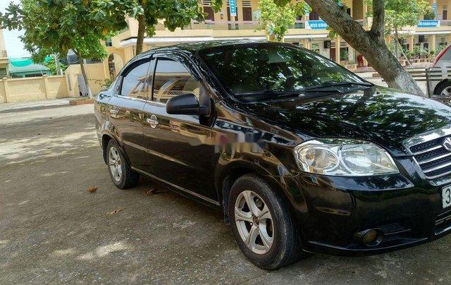 Bán Daewoo Gentra sản xuất 2007, màu đen, giá tốt0