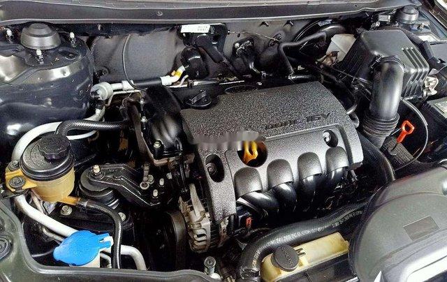 Bán Kia Cerato đời 2010, màu đen, nhập khẩu còn mới, giá tốt6