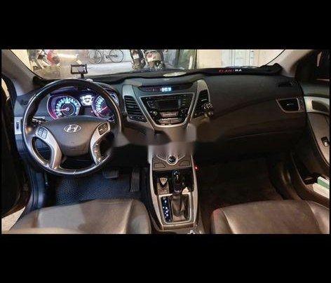 Bán Hyundai Elantra đời 2014, màu nâu, xe nhập còn mới10