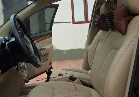 Bán Daewoo Gentra sản xuất 2007, màu đen, giá tốt6