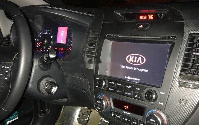 Bán Kia K3 sản xuất 2015, màu trắng còn mới, giá 390tr11