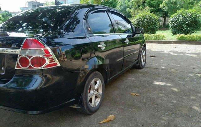 Bán Daewoo Gentra sản xuất 2007, màu đen, giá tốt5