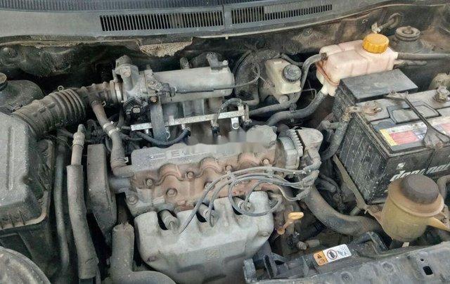 Bán Daewoo Gentra sản xuất 2007, màu đen, giá tốt1