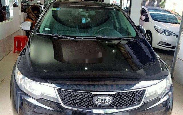 Bán Kia Cerato đời 2010, màu đen, nhập khẩu còn mới, giá tốt1