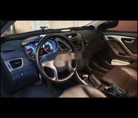 Bán Hyundai Elantra đời 2014, màu nâu, xe nhập còn mới11