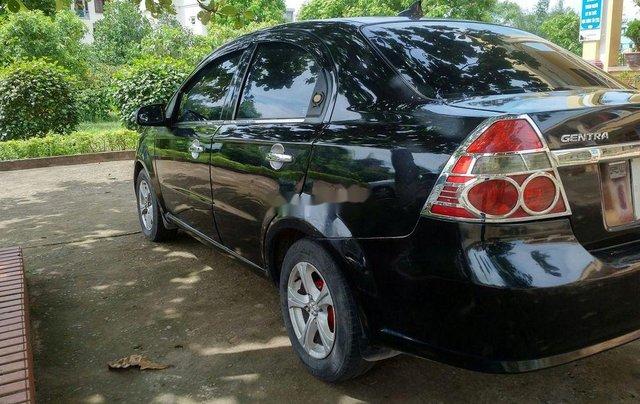 Bán Daewoo Gentra sản xuất 2007, màu đen, giá tốt9