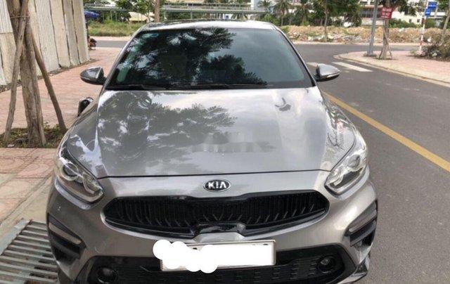 Cần bán xe Kia Cerato năm 2019, màu xám, nhập khẩu 1