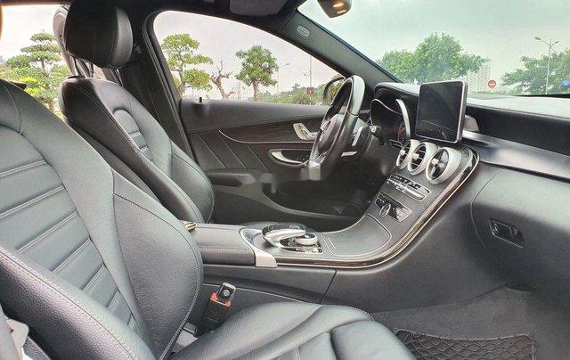 Bán Mercedes C300 AMG đời 2016, màu đen còn mới6