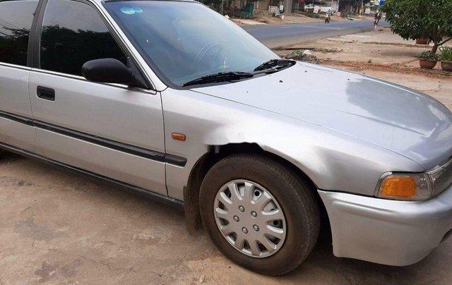 Bán Honda Accord sản xuất 1992, màu bạc, nhập khẩu còn mới5