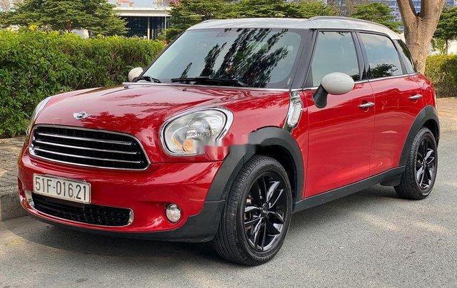Bán Mini Cooper 2014, màu đỏ, nhập khẩu3