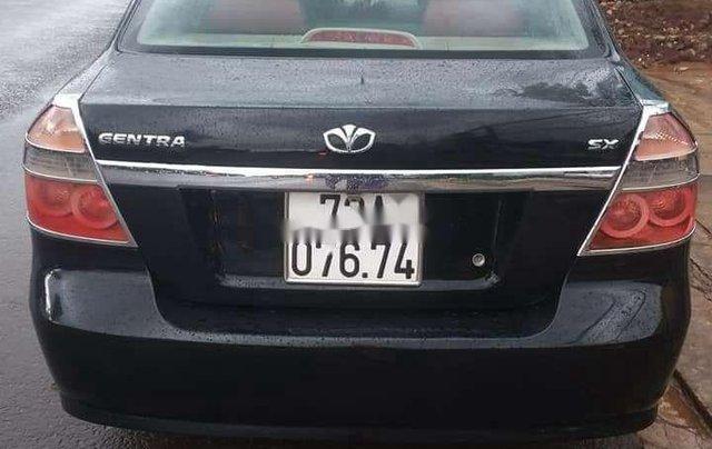 Cần bán gấp Daewoo Gentra sản xuất năm 2010, màu đen, xe nhập 1