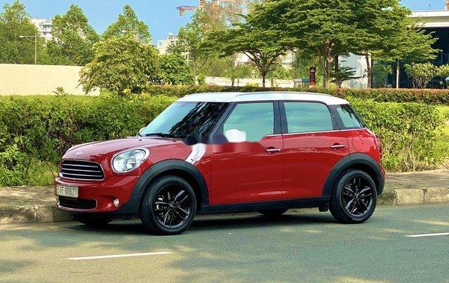 Bán Mini Cooper 2014, màu đỏ, nhập khẩu0