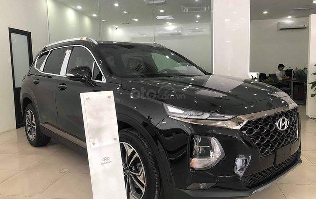 Hyundai Phạm Hùng - Bán Hyundai Santa Fe 2020 xăng cao cấp đủ màu, ưu đãi lên đến 40tr - nhiều quà tặng3