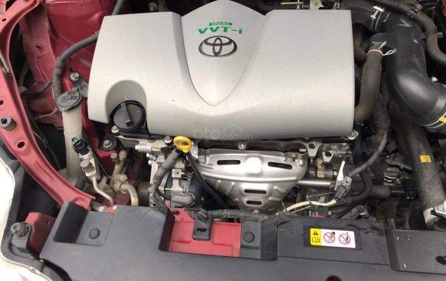 Cần bán xe Toyota Yaris G đời 2016, màu đỏ, nhập khẩu nguyên chiếc  1