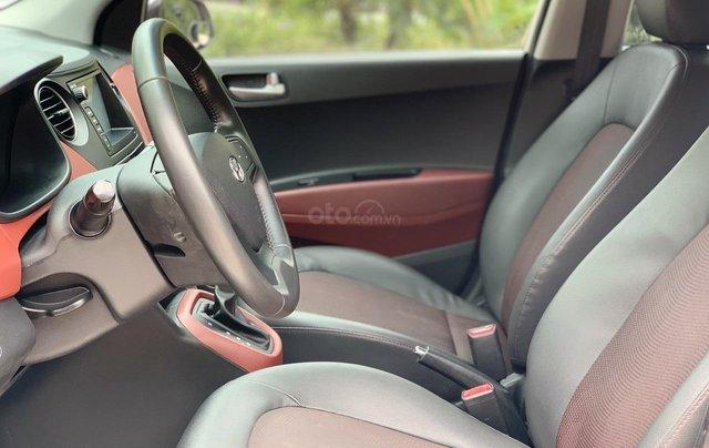 Xe Hyundai Grand i10 1.2 AT năm 2018, 380 triệu7