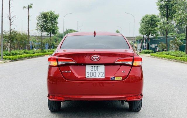 Bán Toyota Vios G 1.5AT sản xuất 2018, xe đẹp xuất sắc3
