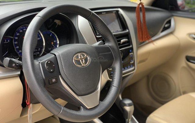 Bán Toyota Vios G 1.5AT sản xuất 2018, xe đẹp xuất sắc7