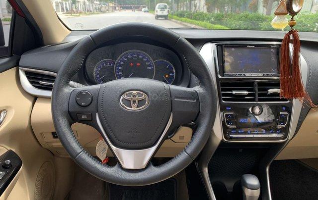 Bán Toyota Vios G 1.5AT sản xuất 2018, xe đẹp xuất sắc8