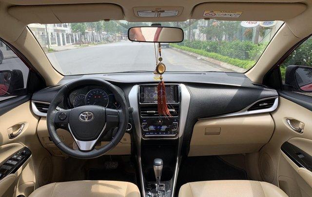 Bán Toyota Vios G 1.5AT sản xuất 2018, xe đẹp xuất sắc9