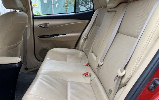 Bán Toyota Vios G 1.5AT sản xuất 2018, xe đẹp xuất sắc10