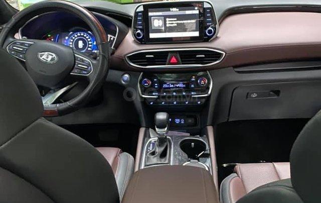 Xe Hyundai Santa Fe sx 2019, màu đỏ chính chủ giá 1 tỷ 199 triệu đồng4