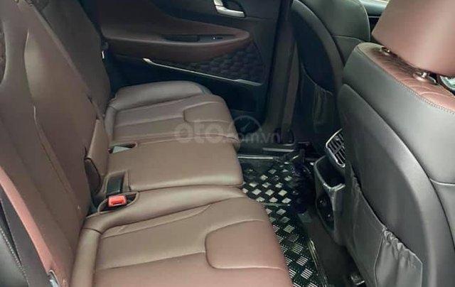 Xe Hyundai Santa Fe sx 2019, màu đỏ chính chủ giá 1 tỷ 199 triệu đồng8