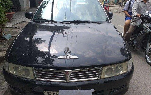Bán ô tô Mitsubishi Lancer đời 2000, màu đen, giá tốt0