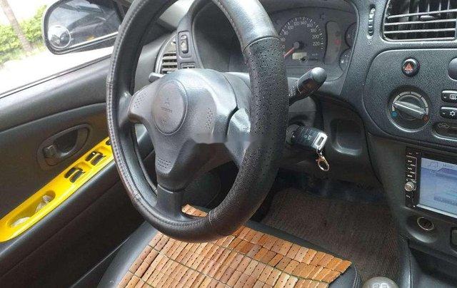 Bán ô tô Mitsubishi Lancer đời 2000, màu đen, giá tốt3