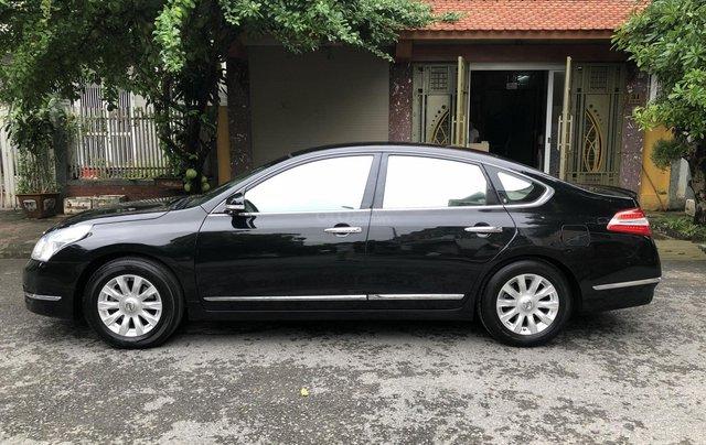 Gia Hưng Auto bán xe Nissan Teana 2.0AT màu đen, đời 2010, nhập khẩu nguyên chiếc1