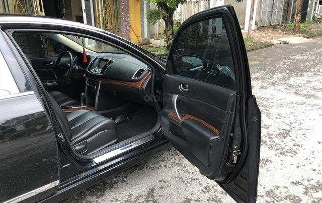 Gia Hưng Auto bán xe Nissan Teana 2.0AT màu đen, đời 2010, nhập khẩu nguyên chiếc4