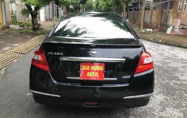 Gia Hưng Auto bán xe Nissan Teana 2.0AT màu đen, đời 2010, nhập khẩu nguyên chiếc5