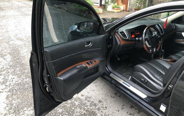 Gia Hưng Auto bán xe Nissan Teana 2.0AT màu đen, đời 2010, nhập khẩu nguyên chiếc6
