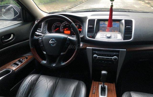 Gia Hưng Auto bán xe Nissan Teana 2.0AT màu đen, đời 2010, nhập khẩu nguyên chiếc9