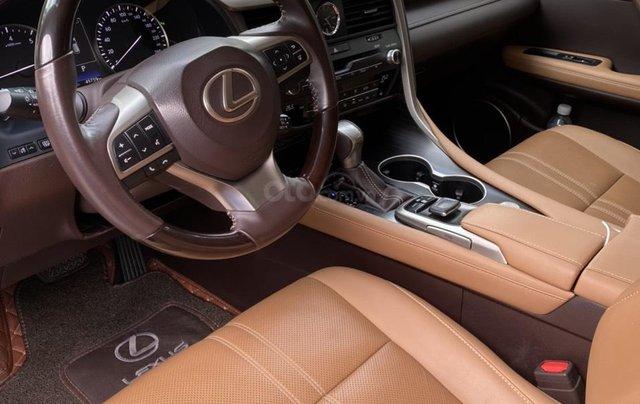 Cần bán Lexus RX 200T đời 20166